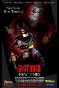 Batman: New Times Poster