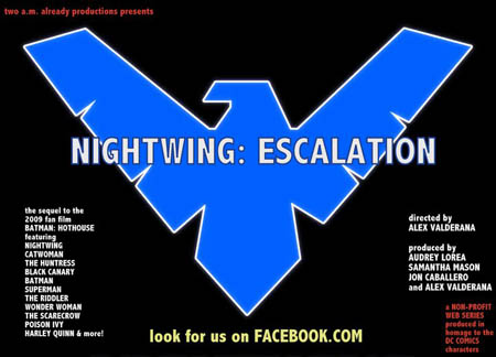 nightwingescalations