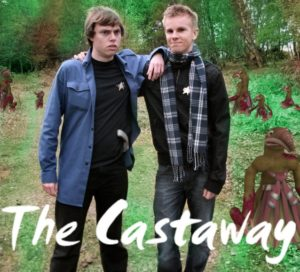 """Captain Lewis and Lieutenant Drake started """"The Castaway"""" as friends"""
