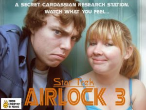 """Airlock 3"" is this year's Unity episode for the Children in Need charity"