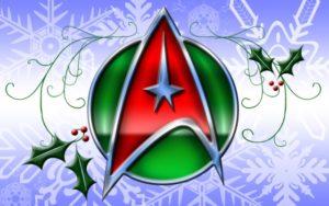 Merry Christmas, Star Trek style!