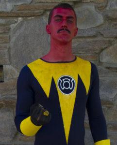 Sinestro is Green Lantern's greatest foe