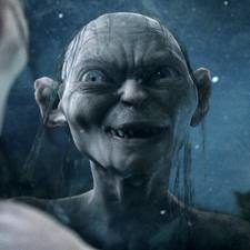 Gollum is not only the hunted, he's a hunter for the Great Ring of Power