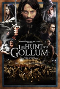 """A mixture of old and new characters become involved in """"The Hunt for Gollum"""