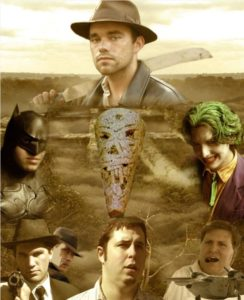 Indiana Jones and the Relic of Gotham features a wide array of characters
