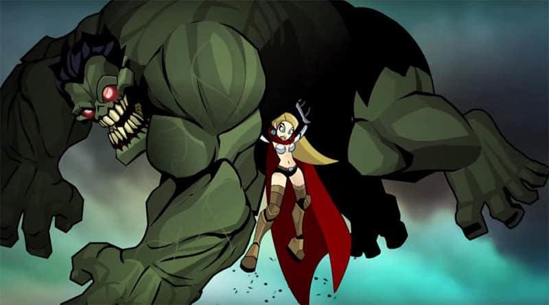She Thor vs