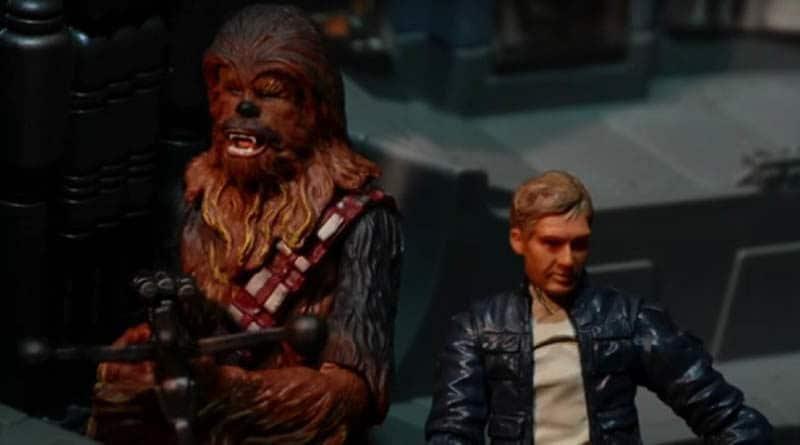 Star Wars: The TOYS Awaken