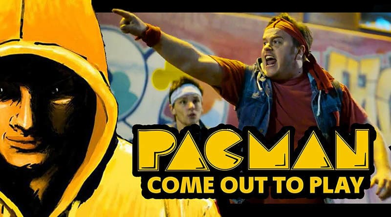 Pacman: Come Out And Play