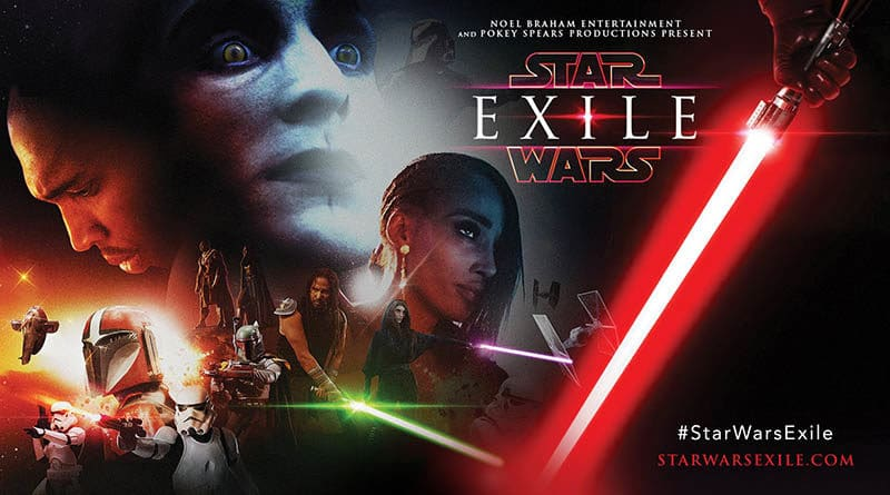 Star Wars Excile