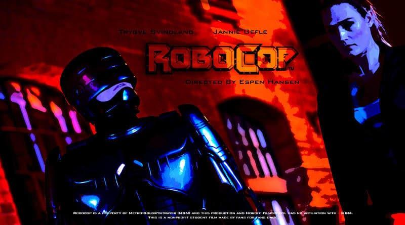Robocop Fan Tesaser