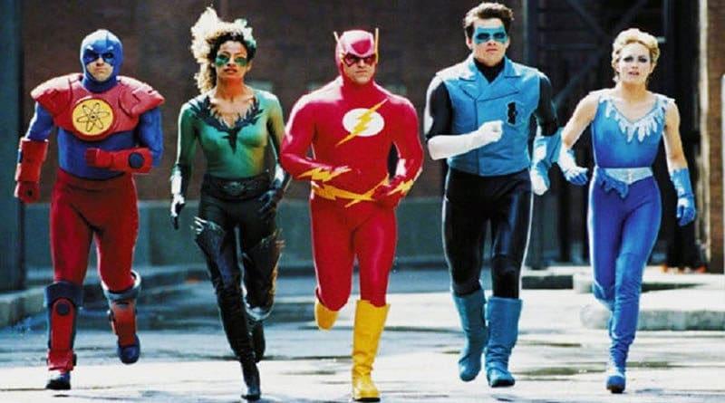 Justice League Pilot Episode