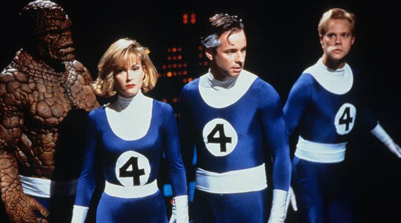 Roger Corman's Fantastic Four