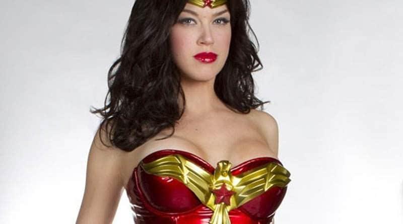 Unaired Wonder Woman Pilot