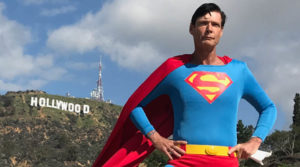 Superman Returns to Hollywood