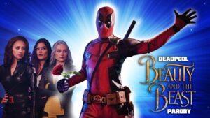 """Deadpool Musical: A Beauty and the Beast """"Gaston"""" Parody"""