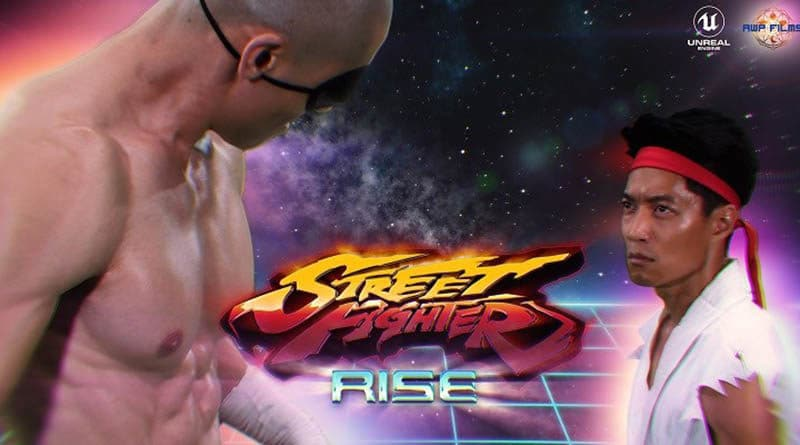 Street Fighter Rise